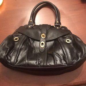 """Hype"" black NEW top handle/shoulder handbag"